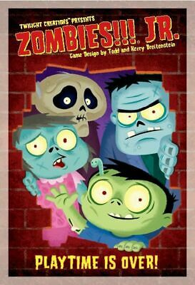 £14.99 • Buy Zombies Jr. (Junior) Playtime Is Over! - NEW - Twilight Creations - Ages 8+