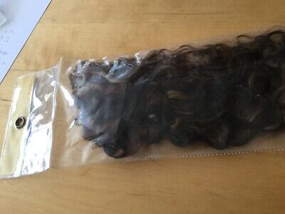 Premium Now Hair Extensions Brown Wave New  • 5.99£