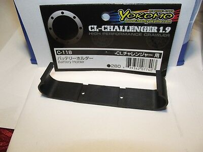 Yokomo C 118 Battery Holder  Challenger 1.9   • 5.69£