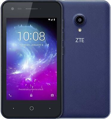 $48.99 • Buy ZTE BLADE L130 Unlocked Cell Phone Quad-Core 8GB Android 9.0 3G New