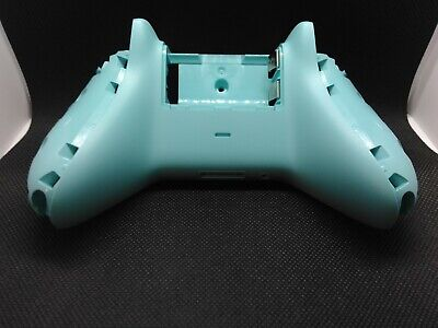 $7.95 • Buy OEM Microsoft Xbox One S X 1708 GLACIER BLUE Back: Bottom Shell Housing 2215