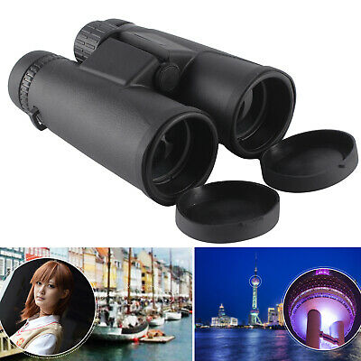 HIGH POWER MAGNIFICATION BINOCULARS 10 X 42 SHIPS ASTRONOMY PORRO PRISM GIFT • 30.79£
