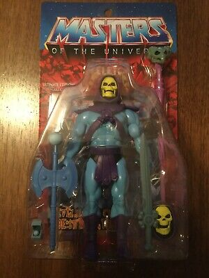 $119.99 • Buy Ultimate Skeletor He-man MOTU Super 7 Figure 7  Filmation New SHIPS QUICKLY