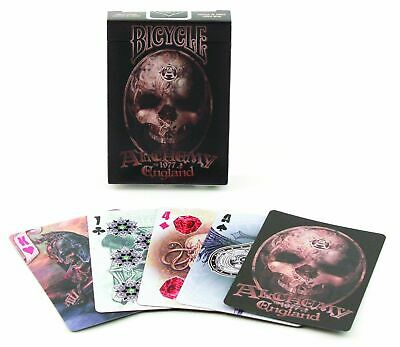 £5.79 • Buy Bicycle ALCHEMY 1977 England Playing Cards Deck Standard Gothic Fantasy Art UK
