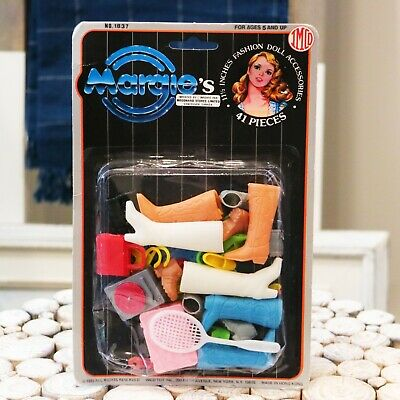 $ CDN55 • Buy 1983 Vintage Margie's Fashion Doll Accessories - Barbie Clothes - New - Rare