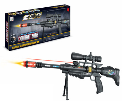 AU29.95 • Buy GJ M24 Sniper Rifle Laser Gun