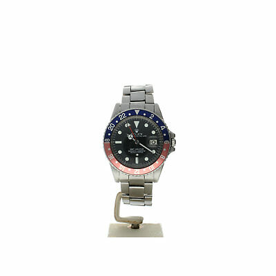 $ CDN31054.09 • Buy Rolex GMT-Master II Stainless-steel 1675 Black Dial Mens 40-mm Automatic Self-wi