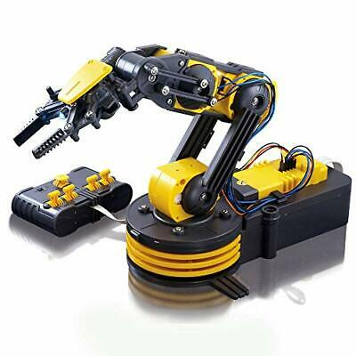BEST Build Your Own Robot Arm Award Winning Toy Both Educational And Exc PREMIU • 37.02£