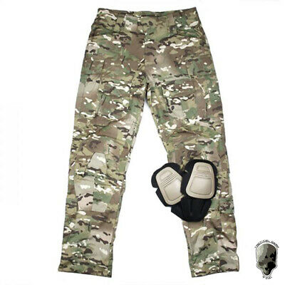 £74.90 • Buy TMC ORG Cutting Gen3 Tactical Pants Combat Trousers With Knee Pads 2018 Ver Camo