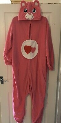 Brand New Pink Bear All In One Pyjamas Size Xl • 15.99£