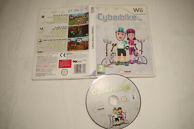Cyberbike Cycling Sports  Nintendo Wii / Wii U / No Manual • 11.49£
