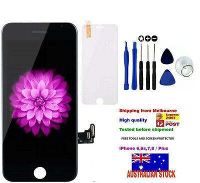 AU36.90 • Buy LCD Touch Screen Replacement Digitizer Assembly IPhone 6 6s 7 8 Plus