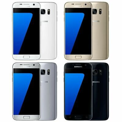 $ CDN145.21 • Buy Samsung Galaxy S7 G930 32GB Smartphone Factory GSM UNLOCKED AT&T T-Mobile 4G LTE