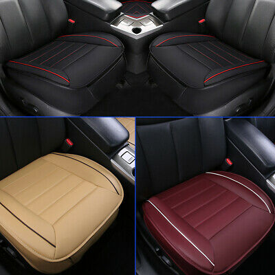 $ CDN21.39 • Buy 3D Deluxe Car Seat Cover PU Leather Full Surround Pad Mat Fit Auto Chair Cushion