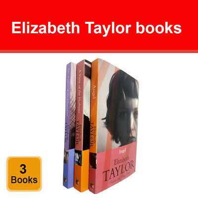 £11.99 • Buy Elizabeth Taylor Collection 3 Books Set Angel, Mrs Palfrey At The Claremont NEW