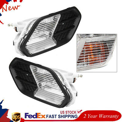$50.79 • Buy Headlight Lens Cover Clear Head Lamp Shell For BMW E39 Facelift 1996-2006