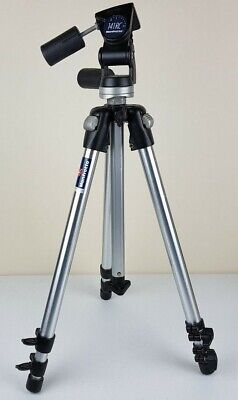 AU195 • Buy Manfrotto 190D Tripod With 141RC Head - Mint Condition