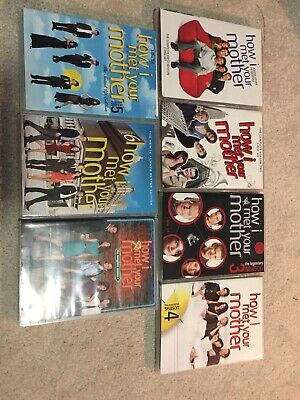$14.70 • Buy How I Met Your Mother Seasons 1-7, Lightly Used