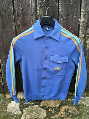 Vintage 1972 Adidas Munich Olympic Track Top West Germany OG Georg Schwahn • 149.99£