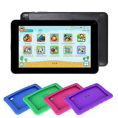 AU88.99 • Buy XGODY 9  Inch 16GB Android 6.0 Kids Learning Tablet PC Quad Core Wi-Fi 2xCamera