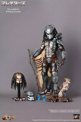 $ CDN591.39 • Buy HOT TOYS MMS162 CLASSIC PREDATOR 1/6TH SCALE COLLECTIBLE FIGURE IN STOCk