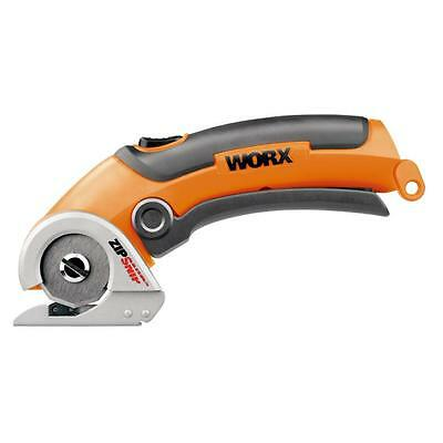View Details WORX WX081L ZipSnip Cordless 4V Electric Scissors With Self Sharpening Blade • 19.99$