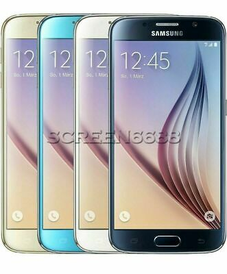 $ CDN135.33 • Buy Samsung Galaxy S6 G920 32GB 4G LTE Smartphone Factory GSM UNLOCKED AT&T T-Mobile