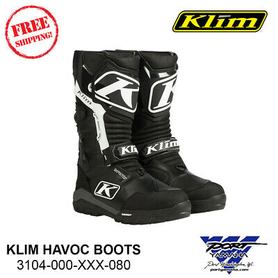 $ CDN435.98 • Buy Klim Havoc GTX BOA Boots Gore-Tex Insulated Waterproof Snowmobile / Snow Bike