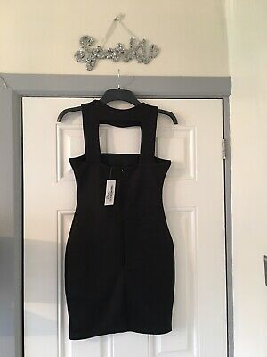 AU21.60 • Buy Unwanted Christmas Present Gift Sexy Little Black Dress Size 8