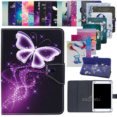 AU17.79 • Buy For Laser 7 / 10 Inch Tablet  - Universal Pattern Adjust PU Leather Case Cover