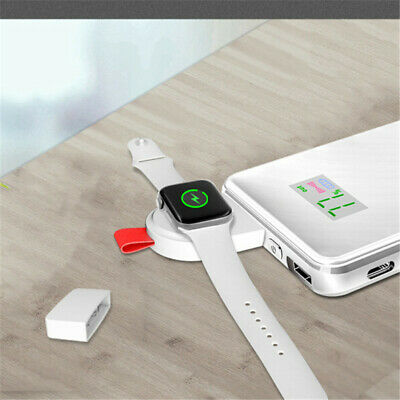 $ CDN11.90 • Buy New Magnetic USB Wireless Charger Charging For Apple Watch IWatch Series 2/3/4