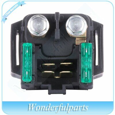 New Starter Relay Solenoid Fit For Yamaha Raptor 660R 2001 2002 2003 2004 2005 • 8.39$