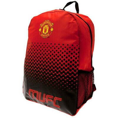 Manchester United FC Official Fade Backpack • 9.67£