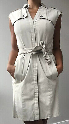 $20 • Buy Zara Khaki Dress, Size Small