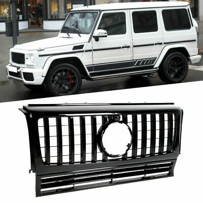 $ CDN291.90 • Buy Front Bumper Grille For 1990 - 2018 Benz G-class W463 Wagon G500 G550 Gt-r Amg