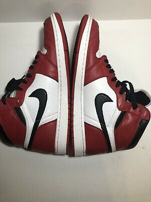 $130 • Buy Nike Air Jordan 1 Retro High  Homeage To Home  861428-061 - Size 14