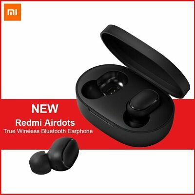 $17.59 • Buy Original NEW XIAOMI Redmi AIRDOTS WIRELESS EARPHONE W/ CHARGER BOX Bluetooth 5.0