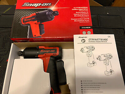Snap On Impact Wrench ▷ 12 5$ | Dealsan