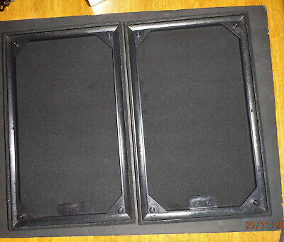$26 • Buy Infinity SM-82 Speaker Grills. 2 Grills In Very Very Good Condition. SM82, SM 82