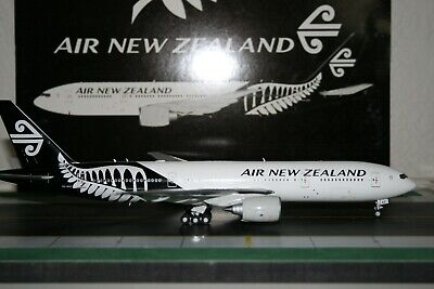 AU298 • Buy JC Wings 1:200 Air New Zealand Boeing 777-200 ZK-OKC (XX2917) Model Plane