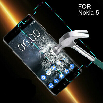 AU5.82 • Buy HD Touch Tempered Glass Screen Protector For Nokia 3 5 6 7 Plus 8 Smart Phone