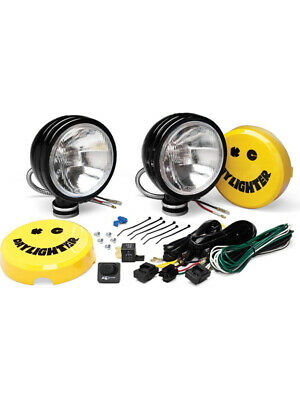 AU499 • Buy Kc Hilites Light Assembly Daylighter Spread 6 In Round 100 Watts Halogen … (234)