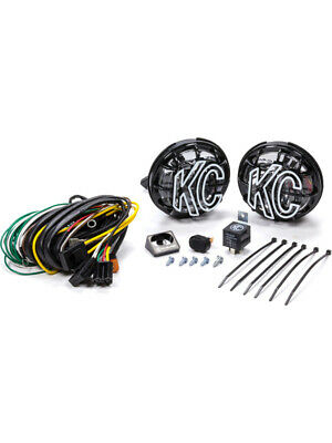AU399 • Buy Kc Hilites Light Assembly Apollo Pro Series Spot 5 In Round 55 Watts Halo… (450)