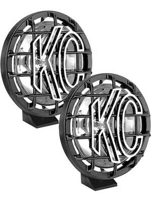 AU420.10 • Buy Kc Hilites Light Assembly Apollo Pro Spot 6 In Round 100 Watts Halogen S… (9150)
