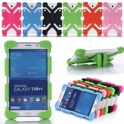 AU15.99 • Buy AU For 7 ~ 8 Inch Android Tablets Universal Kids Shockproof Silicone Case Cover