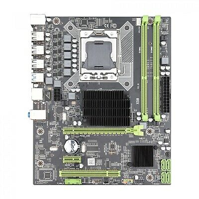 $ CDN123.19 • Buy Kllisre X58 LGA 1366 Motherboard Support REG ECC Server Memory Xeon Processor