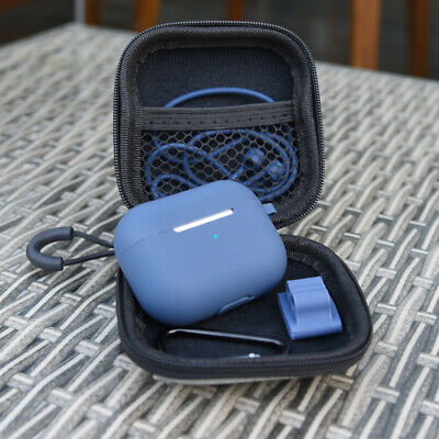 $ CDN7.91 • Buy For Airpods Pro 5 IN 1 Bag Protector Anti-lost Strap Silicone Soft Case Cover