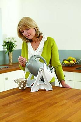 Universal Kettle Tipper Tipping Aid For Safe And Easy Pouring Kitchen Aid For T • 31.11£