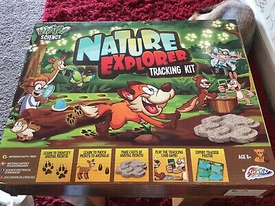Weird Science Nature Explorer Tracking Kit Discovery Kit For Kids • 7.99£