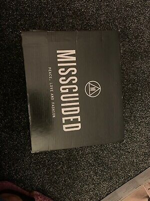 Missguided Shoes Size 5 • 15£